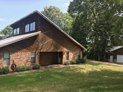 New London Single Family Home Active, Option Period: 540 Post Oak