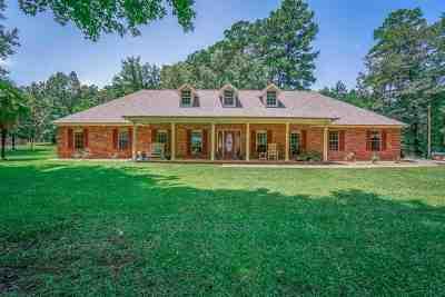 Hallsville Single Family Home For Sale: 605 Sherwood Oaks Dr
