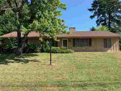 Gladewater TX Single Family Home For Sale: $124,900