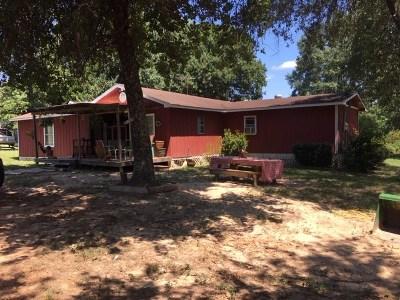 Henderson Single Family Home For Sale: 9493 E Fm 2867