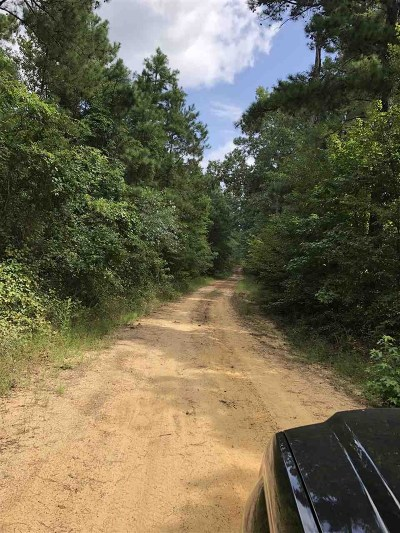 Panola County Residential Lots & Land For Sale: Tbd County Road 3101