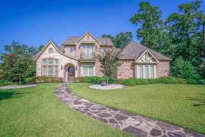 Gregg County Single Family Home For Sale: 3029 Bull Run Trl