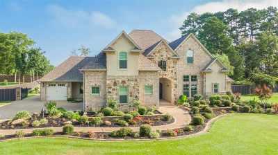 Longview Single Family Home For Sale: 118 Bella Terra
