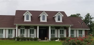 Waskom Single Family Home For Sale: 535 McGee Rd
