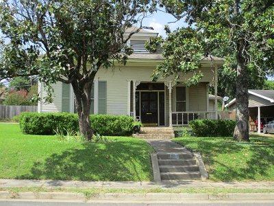 Henderson Single Family Home For Sale: 301 E Ragley