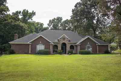 Gregg County Single Family Home For Sale: 1307 Nottingham