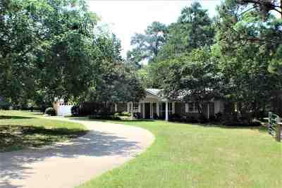 Big Sandy Single Family Home For Sale: 7105 White Oak Road