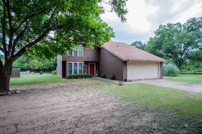 Big Sandy Single Family Home For Sale: 308 N Pearl St