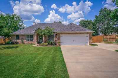 White Oak Single Family Home Active, Option Period: 1515 Whatley Rd
