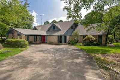 Longview Single Family Home For Sale: 3408 Airline Rd