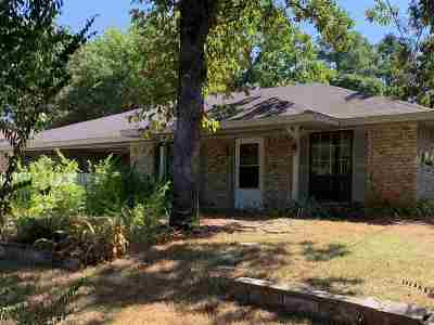 Gladewater TX Single Family Home For Sale: $99,900