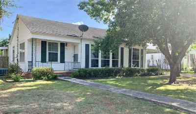 Carthage TX Single Family Home Active, Option Period: $94,500