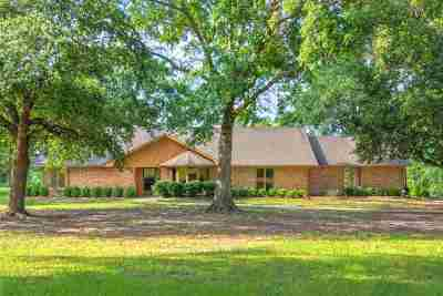 Gladewater TX Single Family Home For Sale: $375,000