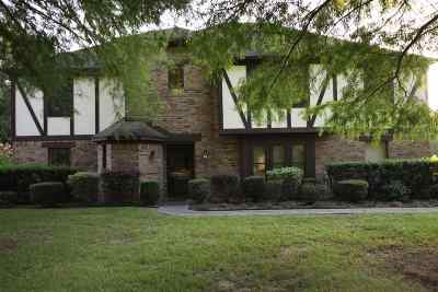 Marshall Single Family Home For Sale: 12400 Fm 31