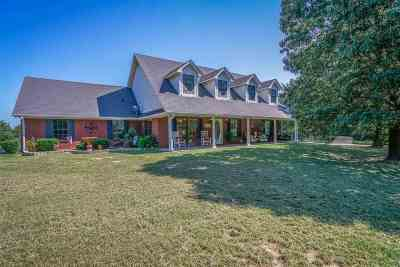 Harrison County Single Family Home Active, Option Period: 18165 Fm 2208
