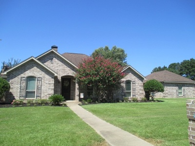Rusk County Single Family Home For Sale: 1125 County Road 307