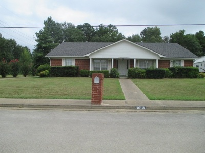 Henderson Single Family Home For Sale: 1618 McMurray