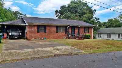 Marshall Single Family Home For Sale: 907 Key