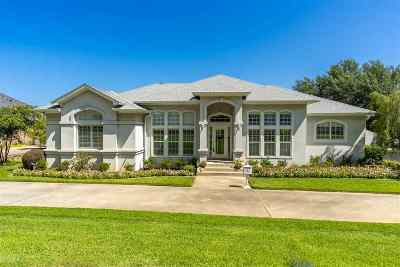 Longview Single Family Home For Sale: 2007 Oak Forest Country Club Drive