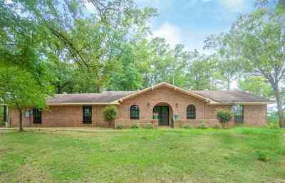 Gilmer Single Family Home For Sale: 8317 Fm 852