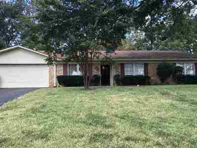 Longview Single Family Home For Sale: 3015 Keystone St.