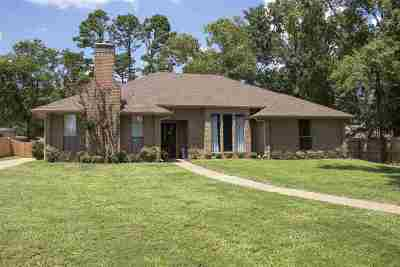 Longview Single Family Home For Sale: 2503 Northhaven Dr.