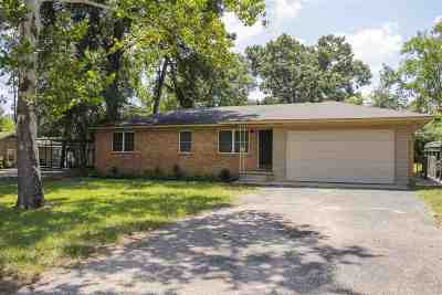 Gregg County Single Family Home For Sale: 104 W Blackstone Dr.