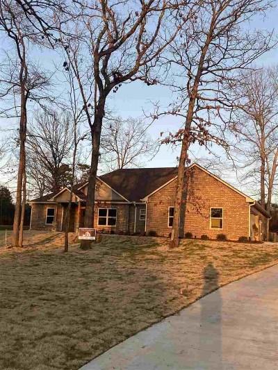 Longview Single Family Home For Sale: 280 Towering Oaks