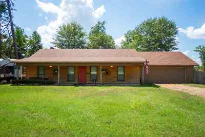 Big Sandy Single Family Home For Sale: 286 Green Rd