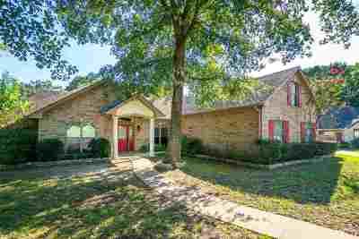 Longview Single Family Home For Sale: 2107 Katie Lee Ln