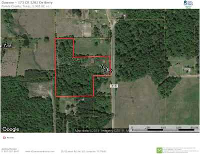 Panola County Residential Lots & Land For Sale: 173 County Road 3202