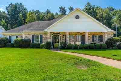 Marshall Single Family Home For Sale: 4604 Jeff Davis