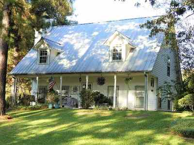 Upshur County Single Family Home For Sale: 9148/8910 Weeping Willow Rd