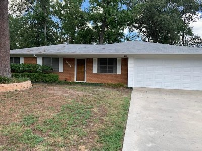 Gregg County Single Family Home Active, Option Period: 2502 N Clinton Drive