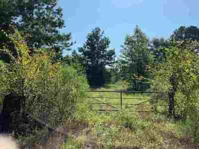 Waskom Residential Lots & Land For Sale: Brad Spann