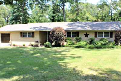 Longview Single Family Home For Sale: 608 Kay Ct.