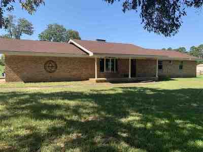 Marshall Single Family Home For Sale: 219 Jones Rd