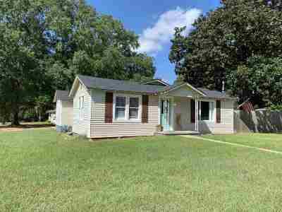 Hallsville Single Family Home For Sale: 414 S Oak
