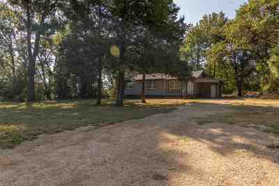 Gilmer Single Family Home For Sale: 1688 S Fm 593