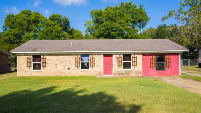 Gladewater TX Single Family Home For Sale: $112,000