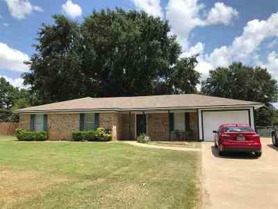 Longview Single Family Home For Sale: 2888 Matt Dr.