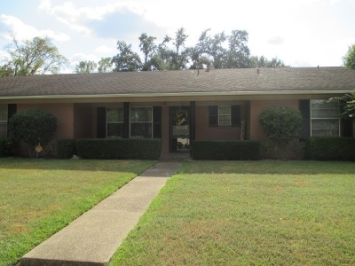 Henderson Single Family Home For Sale: 1102 Beverly