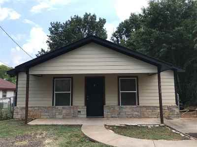 Longview Single Family Home For Sale: 516 Roosevelt