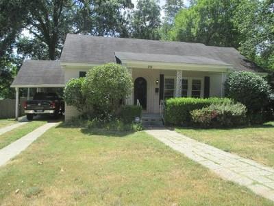 Henderson Single Family Home For Sale: 213 Pine Street