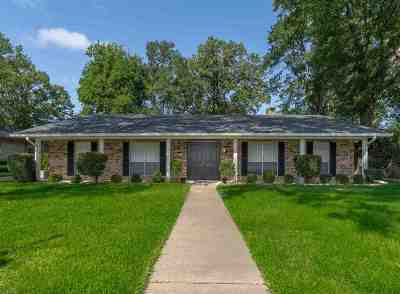 Longview Single Family Home For Sale: 1503 Miami Drive