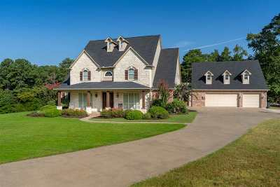 Hallsville Single Family Home For Sale: 189 Meadowview Court