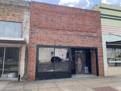 Gregg County Commercial For Sale: 108 E Main St.