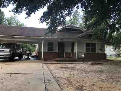 Marshall Single Family Home For Sale: 1610 Carters Ferry