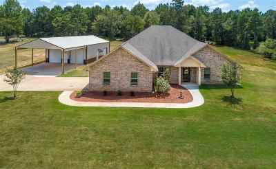 Upshur County Single Family Home For Sale: 182 Tiger Lily