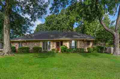 Longview Single Family Home For Sale: 1821 Northwood Ct
